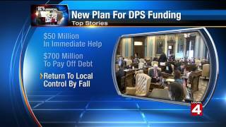 Sen. Hansen discusses DPS bill package with WDIV