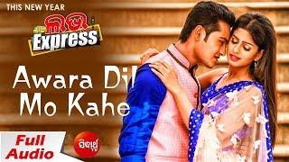 Awara Dil Mo Kahe | Love song - Love Express | Humane Sagar, Nibedita | Swaraj,Sunmeera