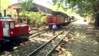 Professor Edio Braga - Logística: A História das Ferrovias no Brasil (Globo Repórter)