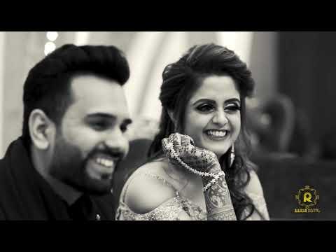 JASLEEN & TUSHAR Wedding Teaser #SAME DAY EDIT By Rajesh Digital