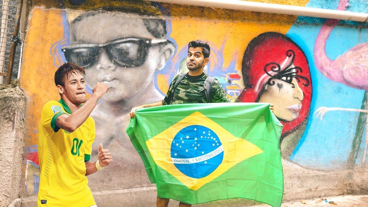 وأخيراااا في بلاد اساطير كرة القدم    البرازيل