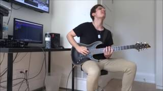 Architects | Phantom Fear | GUITAR COVER FULL (NEW SONG 2016) HD