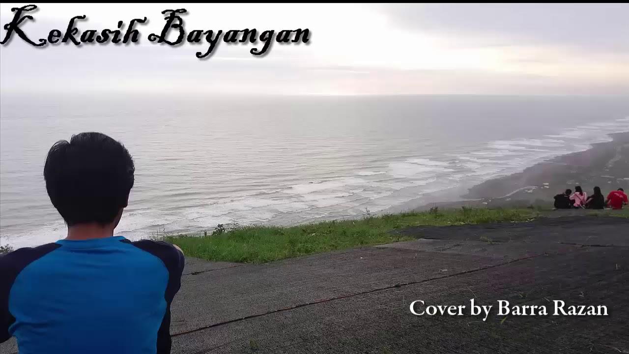 Cakra Khan - Kekasih Bayangan Cover by Barra Razan(Lirik Lagu) #1