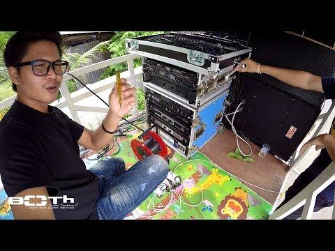 จูนระบบเสียง รถแห่เอกภพ จ.ยโสธร | โดย BOTH Audio Technic.