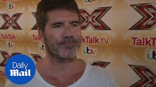 Simon Cowell says he misses Louis Walsh on X Factor - Daily Mail
