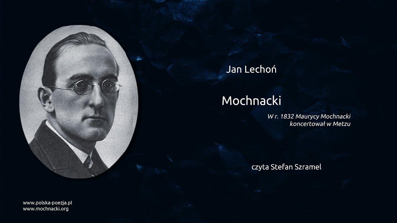 Jan Lechoń Mochnacki
