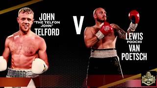 JOHN TELFORD VS LEWIS VAN POETSCH III - CONTENDER-VIP HILTON HOTEL MANCHESTER | BBTV