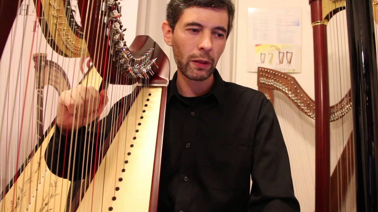 Concerto for Flute & Harp, K. 299