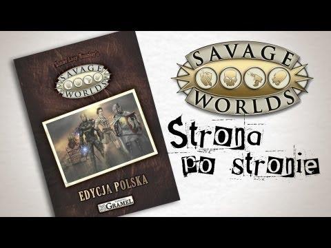 Savage Worlds PL - strona po stronie