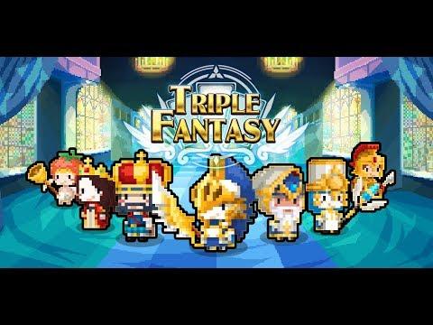 Triple Fantasy: Cute Pixel Art CCG Review