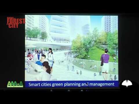 Francesco Ferrini, Smart Cities - Green Cities, HGT Symposium 2011
