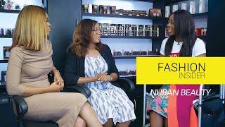 Nigerian Makeup Glam: Fashion Insider with Nuban Beauty