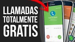 ►LLAMADAS GRATIS SIN SALDO A CUALQUIER OPERADOR EN ANDROID - LLAMAR Y COMO TENER SALDO GRATIS 2018!
