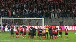 EA Guingamp - RC Lens (7-0) - Le résumé (EAG - RCL) / 2012-13