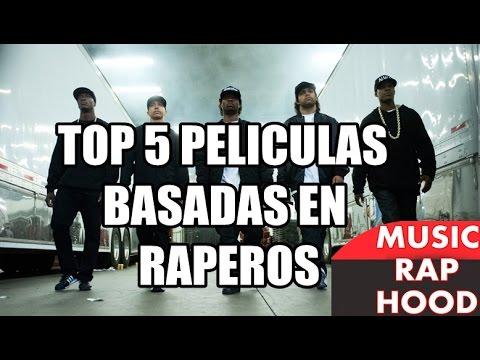 Top 5 peliculas basadas en raperos | MUSICRAPHOOD