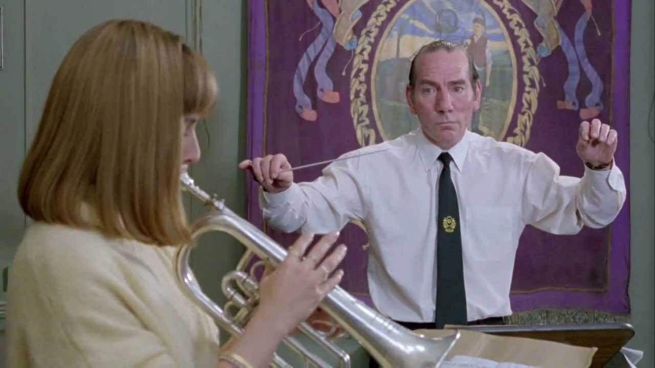 brassed off film music