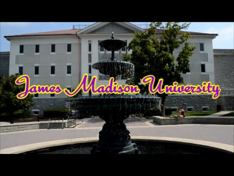 James Madison University - Walk Through Campus With Student Ambassadors - Fall 2014