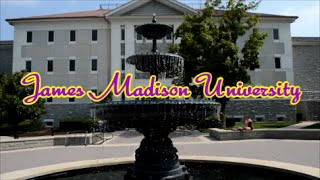 James Madison University - Walk Through Campus with Student Ambassadors - Fall 2014
