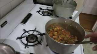 Зелёный Горошек и Морковь с Курицей По Египетски Chicken and Carrots With Green Peas Egyptian Recipe