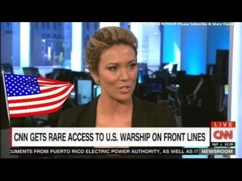 Brooke Stanley Baldwin speaks on Three Carriers in Pacific Ahead of Trump's Asia Trip. #BrookeBaldw