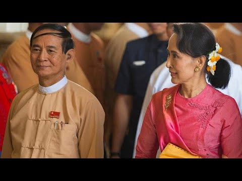 Suu Kyi ally is new President of Myanmar