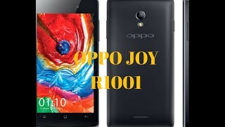 Review danTutorial cara ganti LCD dan TC hp OPPO JOY R1001
