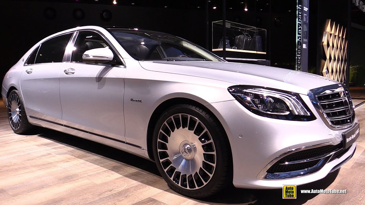2018 mercedes maybach s560 4matic exterior and interior walkaround 2017 frankfurt auto show. Black Bedroom Furniture Sets. Home Design Ideas