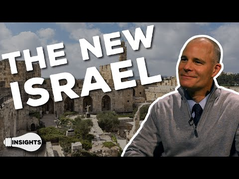 The New Israel and the People of God - Matthew Leonard