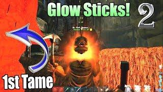 1st TAME & Glow Stick LULS | ARK Aberration Fresh Start! **ARK Eternal MOD!** (ARK Survival Evolved)