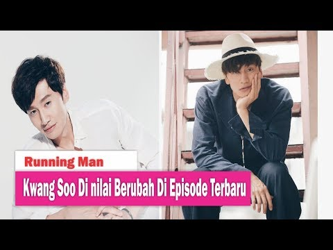 Penonton Menilai Lee Kwang Soo Tak Berminat Lagi Dengan Bintang Tamu Cewek Di 'Running Man ?