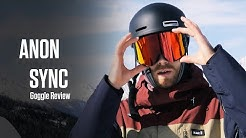 Anon Sync 2020 Snow+Rock Goggle Review