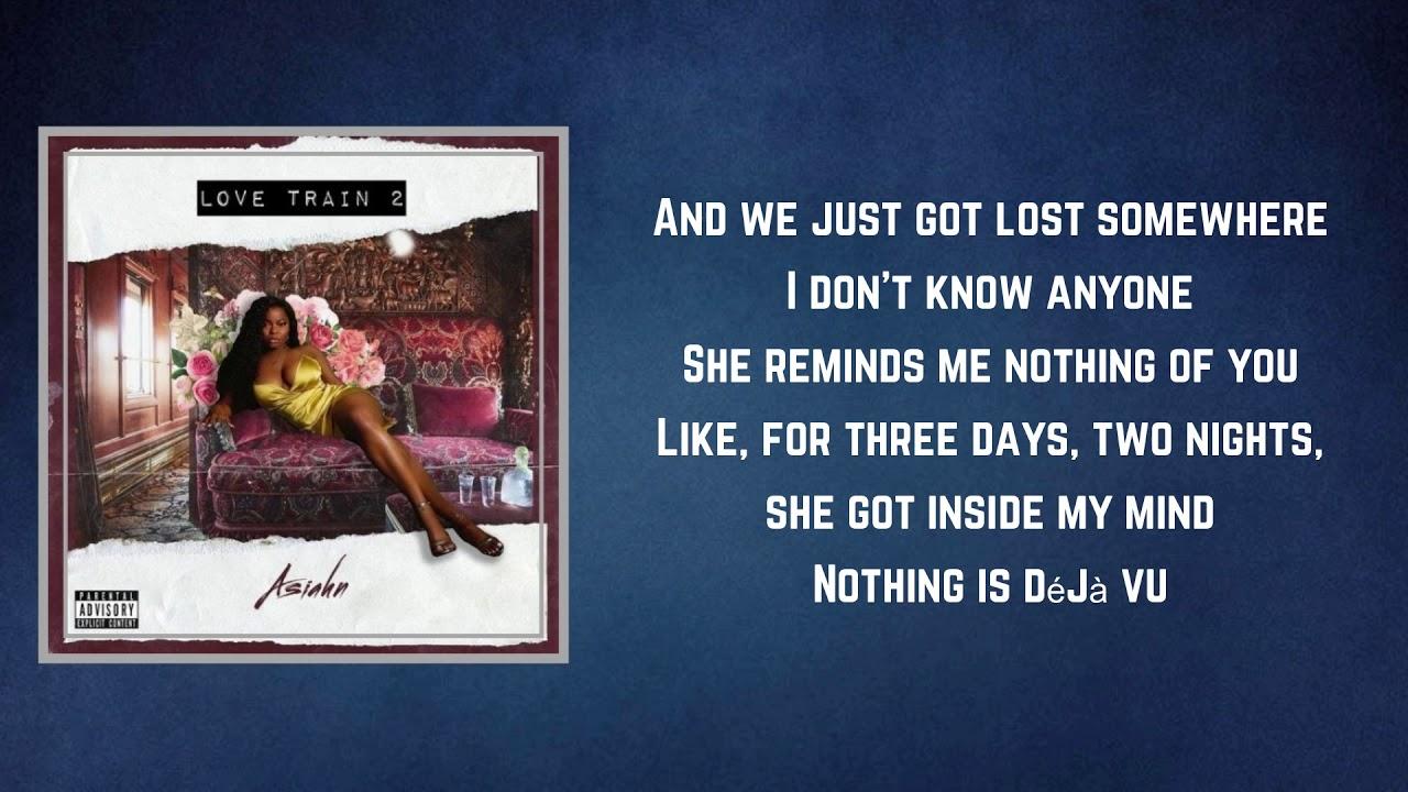 Download Asiahn - Lost In London (Lyrics)