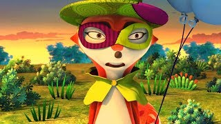 Мультики - Кротик и Панда - Волшебные фокусы + День рождения Кротика - Мультфильмы для детей