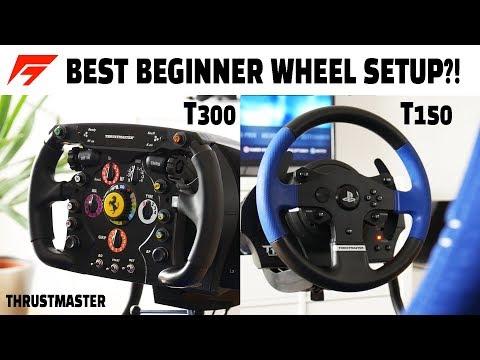 BEST BEGINNER WHEEL SETUP FOR F1 GAMES!? | PS4 REVIEW