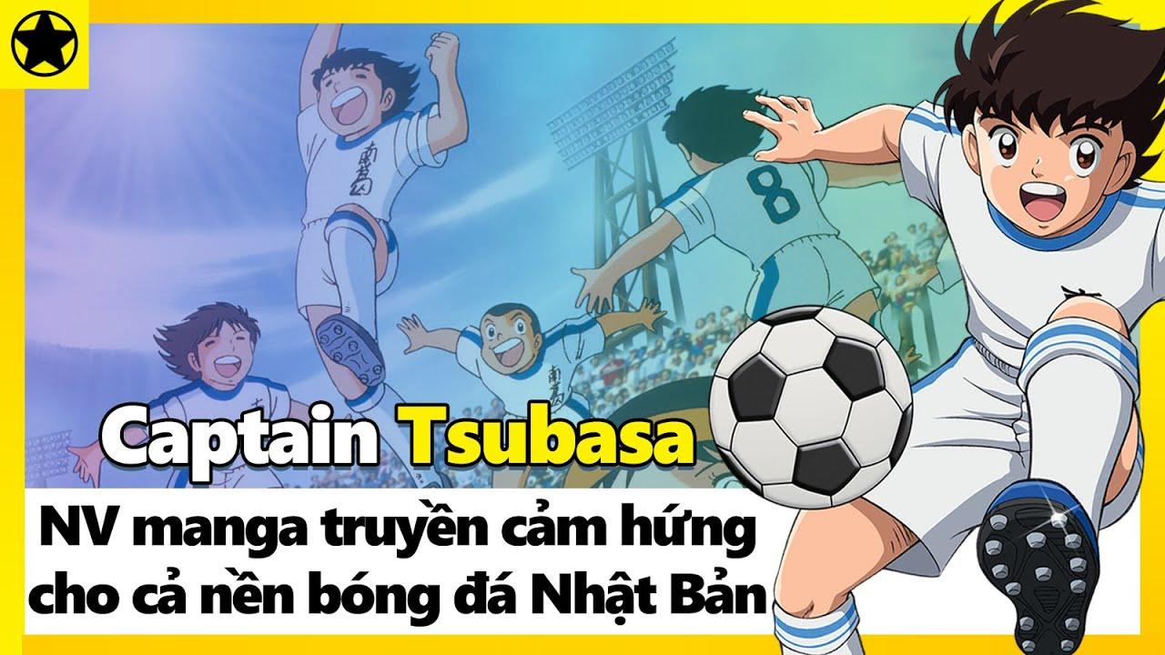 Captain Tsubasa - Nhân Vật Manga Truyền Cảm Hứng Cho Cả Nền Bóng Đá Nhật