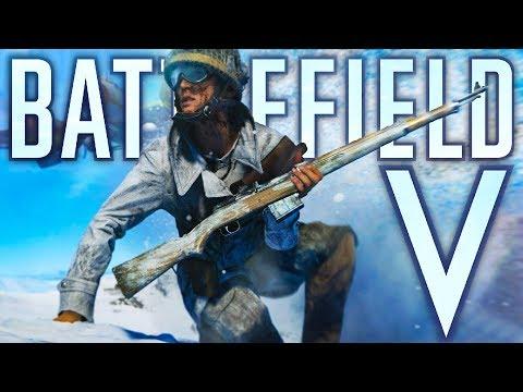 Echte Böller ★ BATTLEFIELD 5 ★ Battlefield V ★48★ Multiplayer PC Gameplay Deutsch German thumbnail
