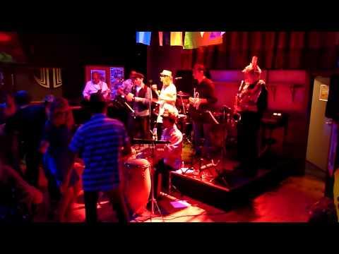 Cuarto De Tula from Cafe Latino Band 2015