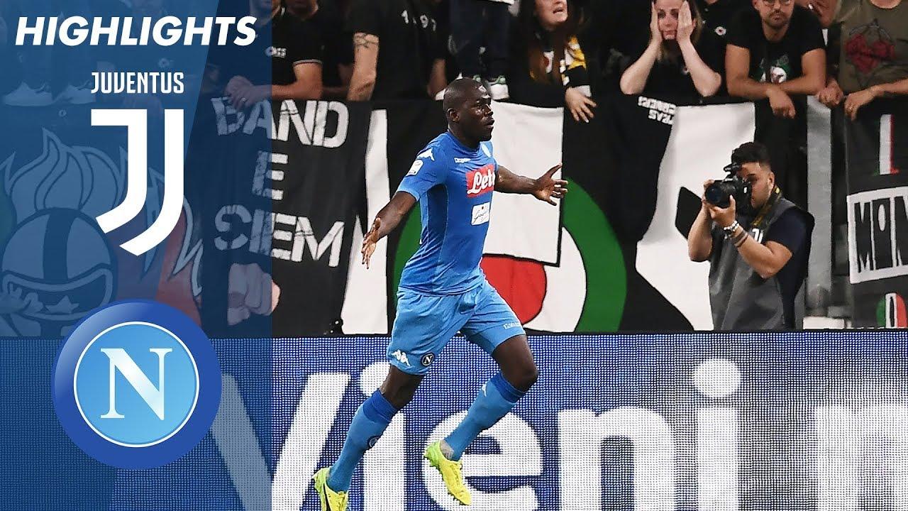 Download Juventus 0-1 Napoli    Highlights   Giornata 34   Serie A TIM 2017/18