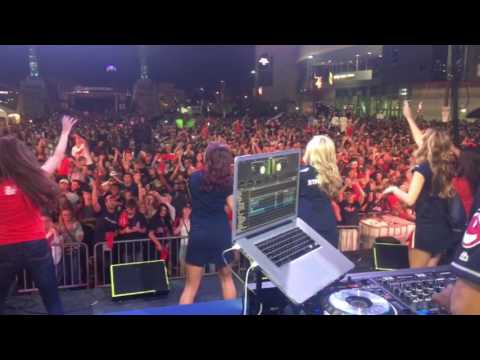 World Series Cleveland Indians in Chicago Cubs Feat: Dj Kyro