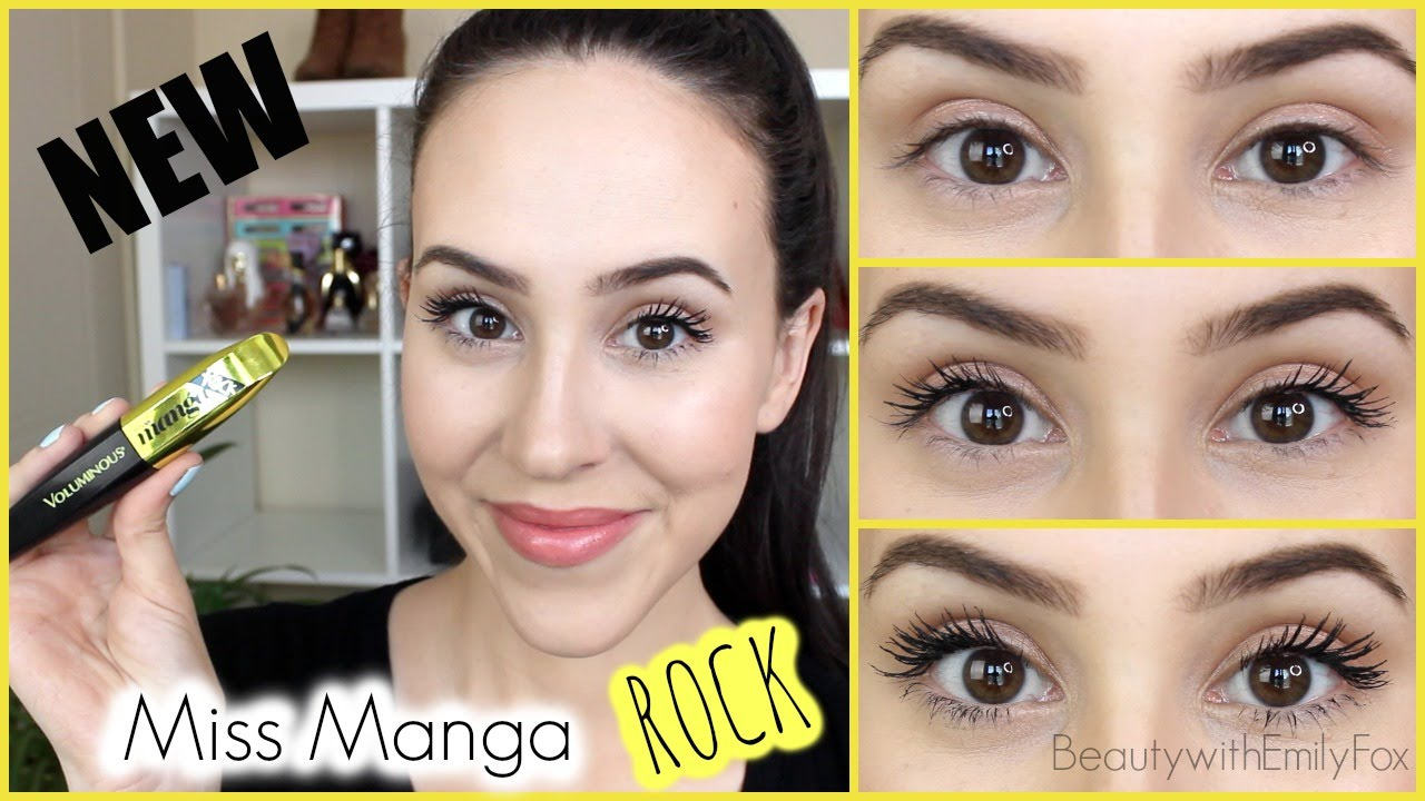 c1149c5ed2c NEW: L'Oreal Miss Manga Rock/Punky Review/First Impression - YouTube