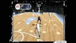 NCAA March Madness 2002 PlayStation 2 Gameplay_2001_12_10_1