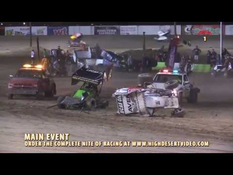 SNMS 7/07/18 POWERi 305 Sprint Main Finish