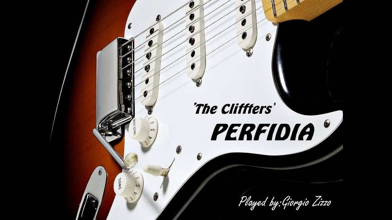 Perfidia The Cliffters Played Bygiorgio Zizzo Chords Chordify