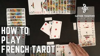 How To Play French Tarot