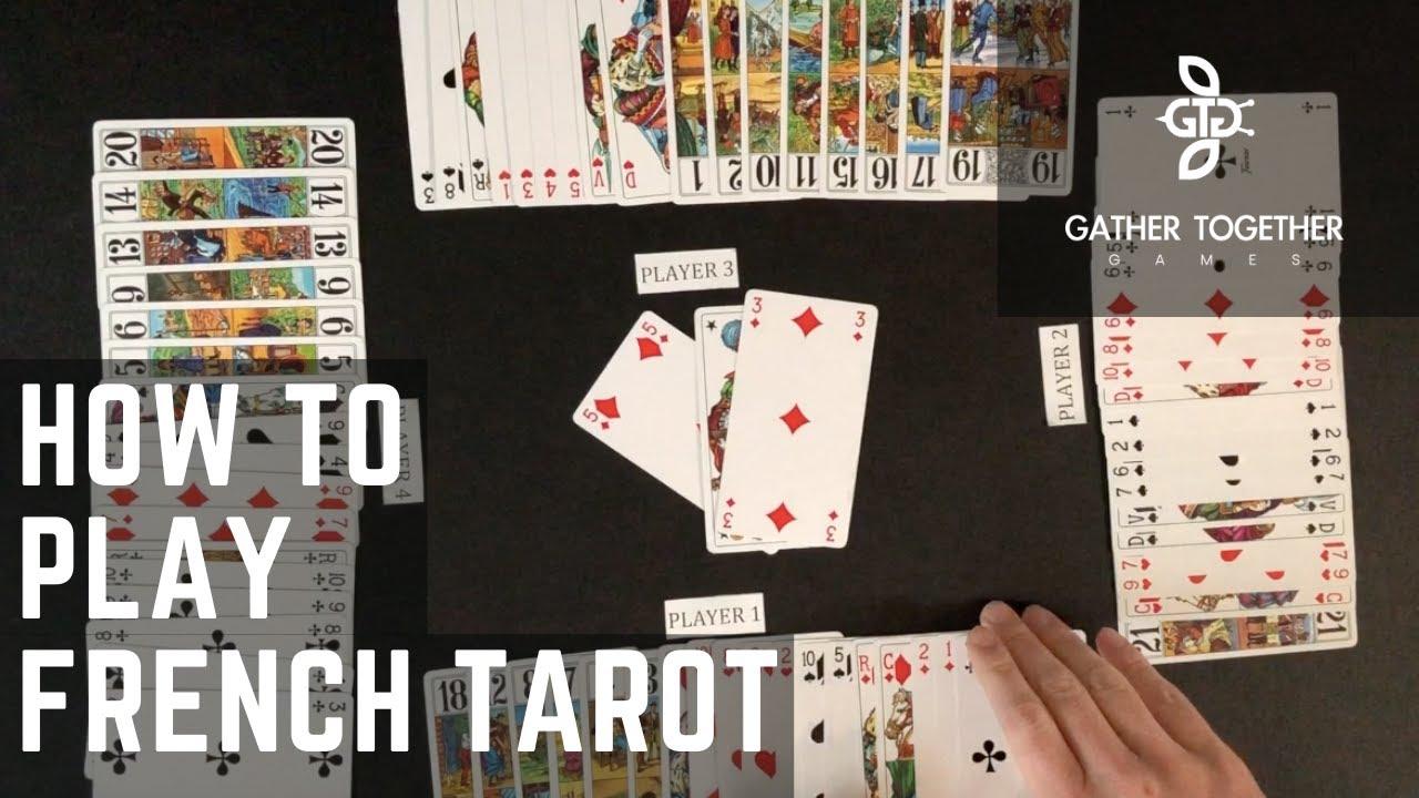 Play French Tarot