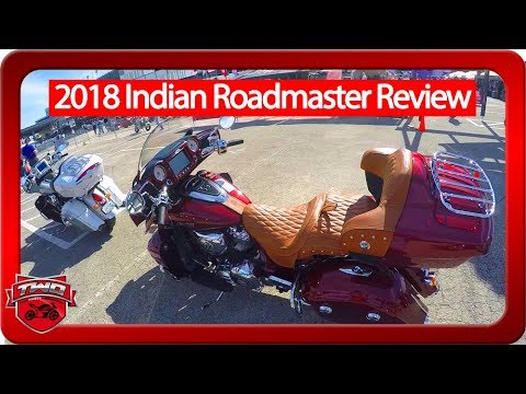 2018 Indian Roadmaster Review