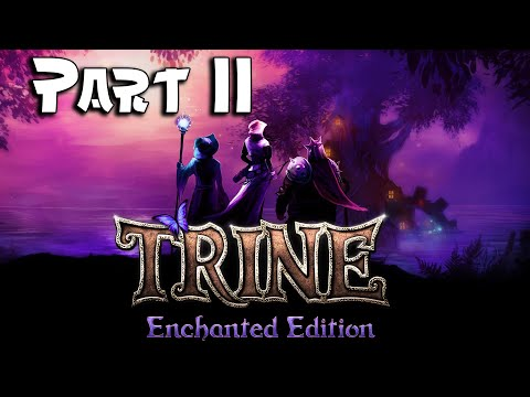 Trine: Enchanted Edition - Part 11 -  Ruins of the Perished |