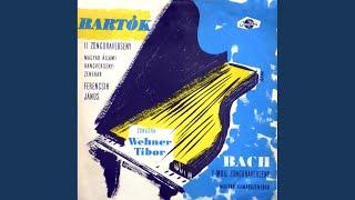 II. versenymű zongorára és zenekarra Sz. 95 I. Allegro