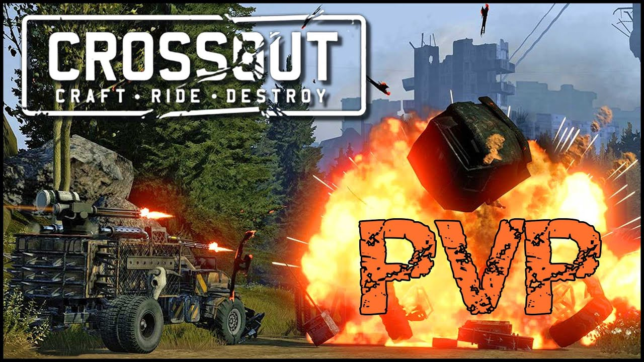 Crossout Pvp Angezockt Gameplay German Deutsch Lets Play