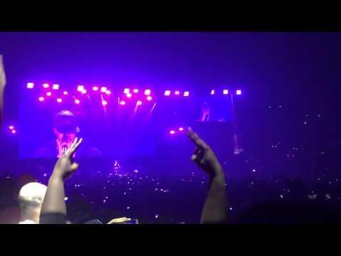 Booba - Attila - Live Paris Bercy (05.12.15)